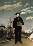 Henri Rousseau Self-Portrait oil painting reproduction