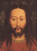 Jan Van Eyck Christ (mk45) oil painting reproduction