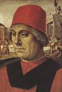 Luca Signorelli Middle-Aged Man (mk45) oil painting