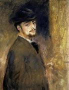 Pierre Auguste Renoir Self-Portrait oil painting reproduction