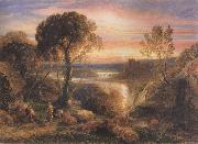 Samuel Palmer Tityrus Restored to his Patrimony