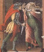 Sandro Botticelli Stories of Lucretia oil painting picture wholesale