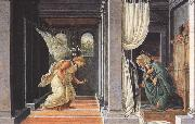 Sandro Botticelli Annunciation oil painting reproduction