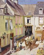 The Courtyard,Hotel Sauvage,Cassel,Nord