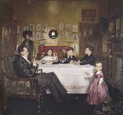 A Bloomsbury Family