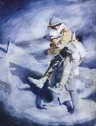 Sir William Orpen Poilu and Tommy oil painting picture wholesale