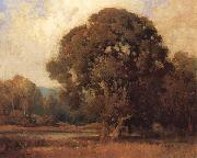 California Landscape with Oak