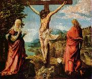 Albrecht Altdorfer Crucifixion oil painting reproduction