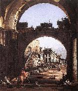 Bellotto urban scenes have the same