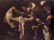 GUERCINO return of the prodigal son oil painting reproduction