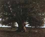 Gustave Courbet Tree oil painting reproduction