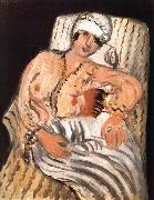 Henri Matisse Odalisque oil painting reproduction