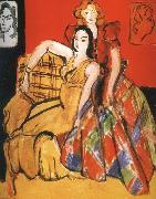 Henri Matisse Two women oil painting reproduction
