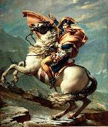 Napoleon at the Saint Bernard Pass