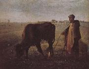 Jean Francois Millet Peasant oil painting reproduction