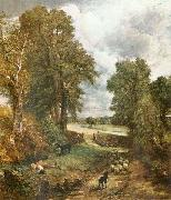 Constable The Cornfield of 1826