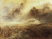 Joseph Mallord William Turner Boat oil painting reproduction