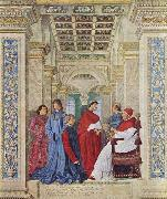 Pope Sixtus IV appoints Bartolomeo Platina prefect of the Vatican Library