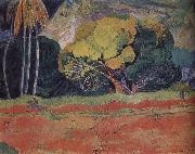 Paul Gauguin Tree oil painting reproduction