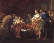 Pompeo Batoni Antigone Aoqiao Si and Tony Stratford oil painting reproduction