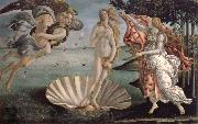Sandro Botticelli birth of venus oil painting reproduction
