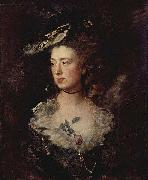 Gainsborough Daughter Mary