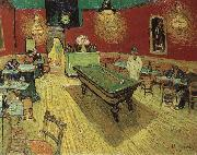 Vincent Van Gogh Night Cafe oil painting reproduction