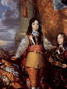 Charles II when Prince of Wales