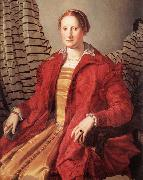 Agnolo Bronzino Portrait of a Lady oil painting reproduction