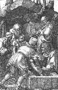 Albrecht Durer Deposition oil painting reproduction