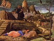 Andrea Mantegna The Agony in the Garden oil painting reproduction