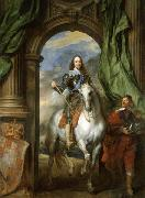 Charles I with M. de St Antoine