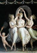 The Three Graces Dancing