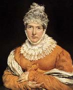 Portrait of Madame