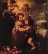 Childhood of Christ and John the Baptist