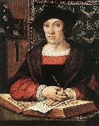 Joris van Zelle,1519, Oil on oak panel