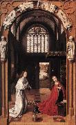 CHRISTUS, Petrus Annunciation oil painting reproduction