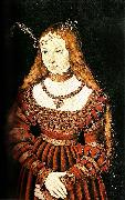 portrait of sybilla of cleves