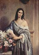 Francesco Hayez Melancholy Thought oil painting reproduction