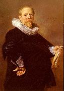 Hals Frans Portrait Of A Man