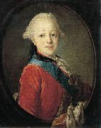 Emperor Paul I as a Child
