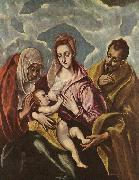 Holy Family with