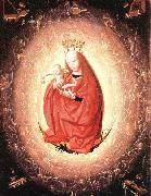 Geertgen Tot Sint Jans Virgin and Child oil painting reproduction
