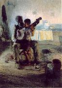 Henry Ossawa Tanner, The Banjo Lesson,