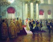 Wedding of Nicholas II and Alexandra Fyodorovna,