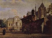 Baroque palaces and the Cathedral