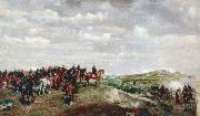 Napoleon III at the Battle of Solferino