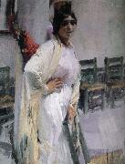 Joaquin Sorolla Mary oil painting reproduction
