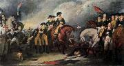 Capture of the Hessians at the Battle of Trenton