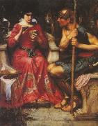 John William Waterhouse Jason and Medea oil painting reproduction